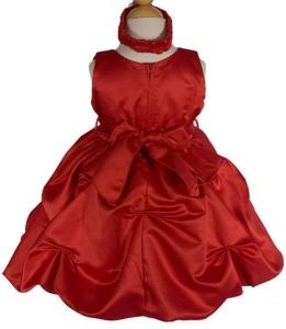 Elegant-Satin-Girl-Christening-Gown-red-back