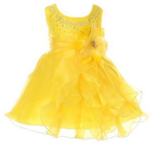 cascading-organza-rhinestone-christening-dress-yellow