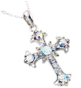 filigree-crystal-cross-necklace-for-girls-clear