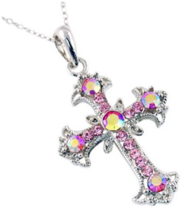 filigree-crystal-cross-necklace-for-girls-light-pink